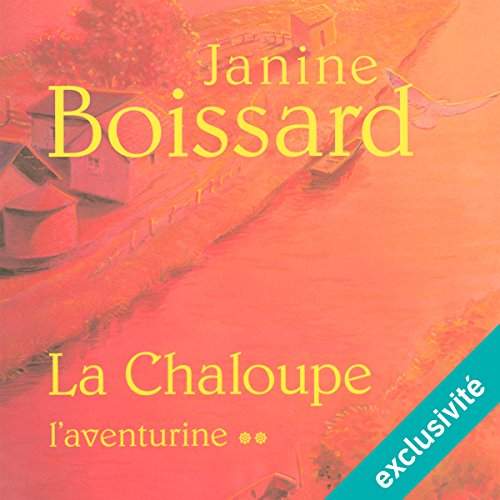 L'aventurine audiobook cover art