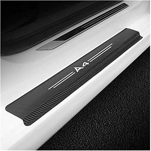 SIOM Para Audi A4 B5 B6 B7 B8 B9 Accesorios para Cubierta...