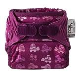 Pop In 3112001106 - Pañal de tela con interior de bambú, color fucsia con tortugas