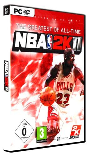 NBA 2K11 [import allemand]