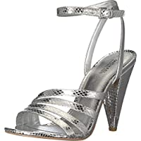 Michael Kors Kimmy Sandals (Silver)