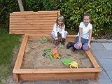 sandkasten selber bauen kostenlose bauanleitungen. Black Bedroom Furniture Sets. Home Design Ideas