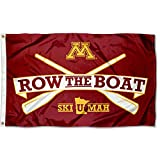 College Flags & Banners Co. Minnesota Gophers Row The Boat Ski U Mah Flag