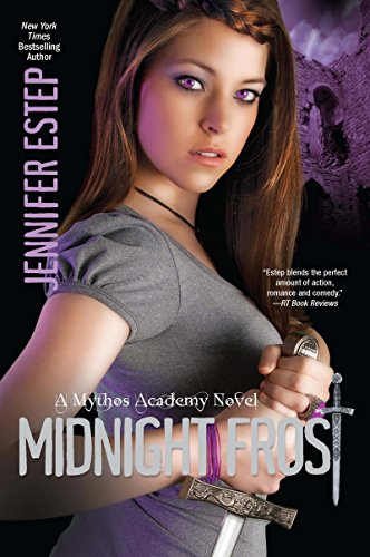 Midnight Frost (Mythos Academy Book 5) (English Edition)