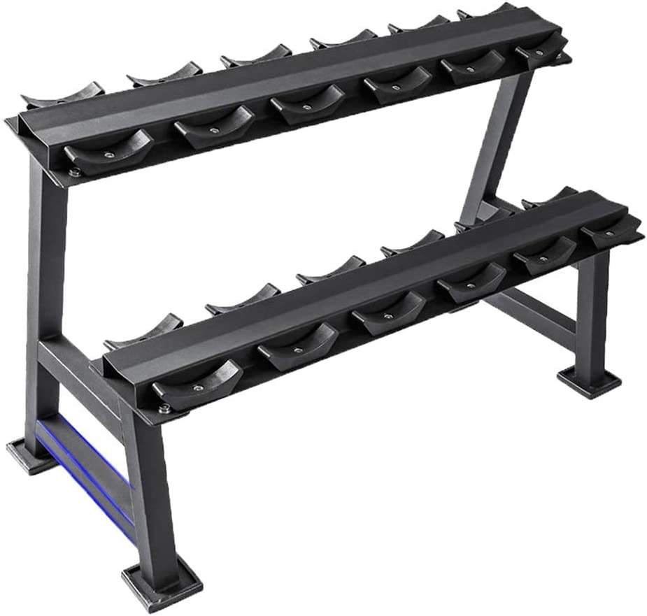 .30-06 Free shipping / New Outdoors Weight Racks Dumbbell Professional Max 54% OFF L Rack Double