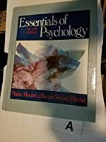 Essentials of psychology 0394322908 Book Cover