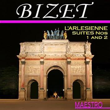 Bizet: L'Arlesienne Suites Nos 1 and 2