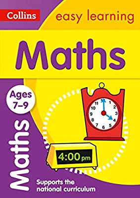 Maths Ages 7-9 (Collins Easy Learning KS2) from Collins