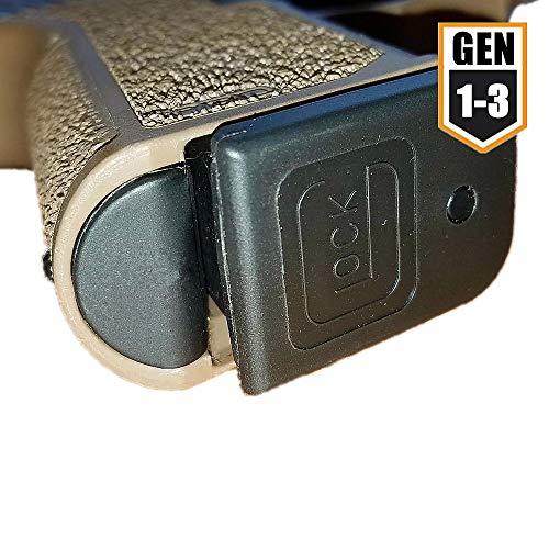 TOFEIC Grip Frame Insert Plug for Gen 1-3 Glock 17 18 19 20 21 22 23 24 25 31 32 34 35