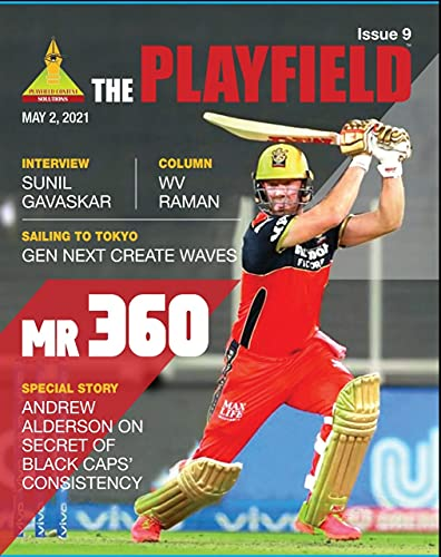 The Playfield Magazine, Issue 9: A fortnightly sports e-magazine (English Edition)