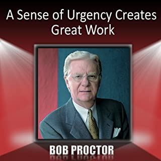 A Sense of Urgency Creates Great Work audiobook cover art