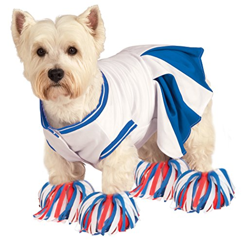 Deluxe Cheerleader Dog Costume