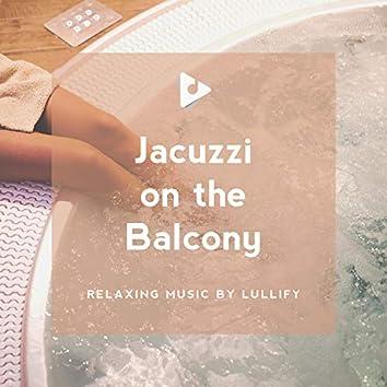 Jacuzzi on the Balcony