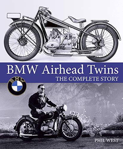 BMW Airhead Twins: The Complete Story (English Edition)