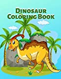 Dinosaur Coloring Book: Dinosaur New Baby Color and Sketch Book for Big Brothers Ages 2-6, Perfect Gift for Little Boys with a New Sibling! With fun Dinosaur facts for kids