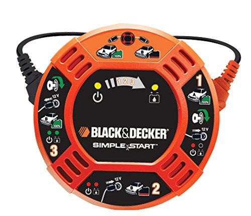 BLACK+DECKER BDBBC2C-GB BlackAndDecker Black & Decker BDBBC2C-XJ, Rosso