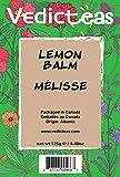 Lemon Balm Leaves Tea, 125gm or 4.40oz