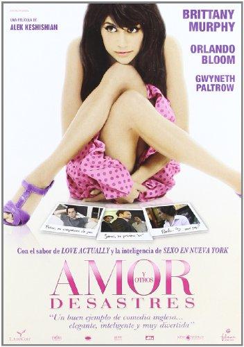 Amor y otros desastres DVD