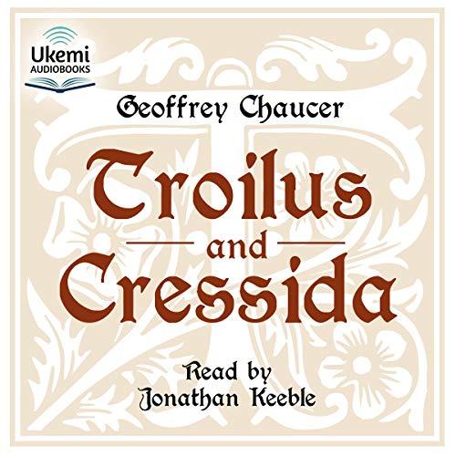 Troilus and Cressida audiobook cover art
