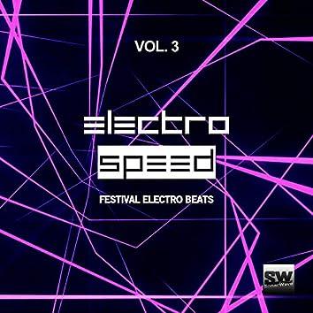 Electro Speed, Vol. 3 (Festival Electro Beats)
