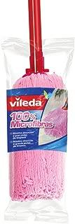 Vileda Fregona 100% Microfibras - Fregona compuesta 100% por