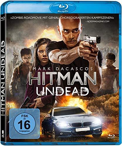Hitman Undead [Blu-ray]