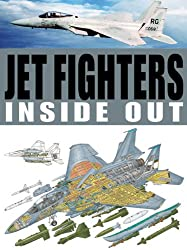 Jet Fighters Inside Out Book
