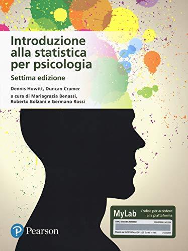 Introduzione alla statistica per psicologia. Ediz. MyLab. Con Contenuto digitale per download e accesso on line