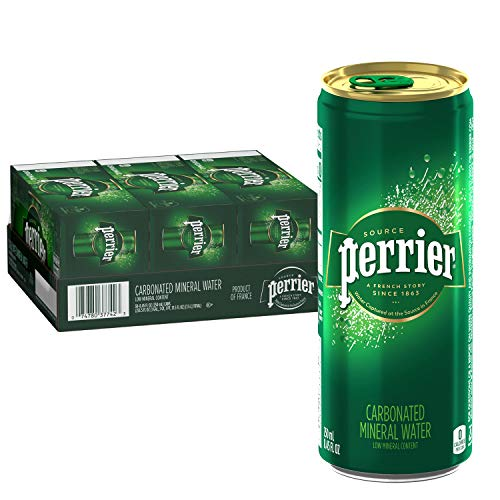Perrier Carbonated Mineral Water, S…
