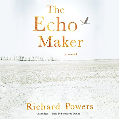 The Echo Maker audiobook cover art