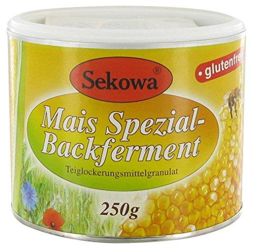 Sekowa Mais Spezial-Backferment glutenfrei, Bio, 250g