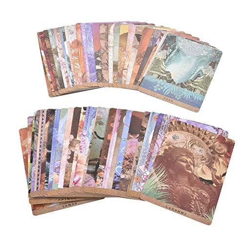 Letway A Yogic Path Oracle Deck: A 54 Tarot-Kartenspiele Karten expert