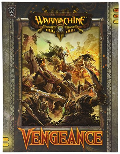 War Machine - Vengeance Papier Zurück Buch