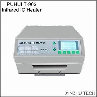 Soldering Occus T-962 Infrared IC heater T962 reflow wave oven solder BGA SMD SMT rework station T-962 reflow - (CN, Color: 110V US Plug)