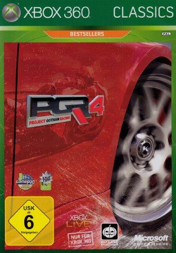 Project Gotham Racing 4 - Xbox Classics [Importación alemana]