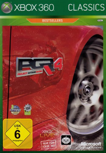 Project Gotham Racing 4  - Xbox Classics [Edizione: Germania]