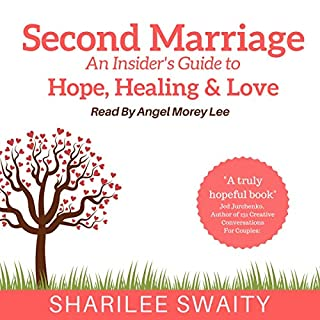 Second Marriage audiobook cover art
