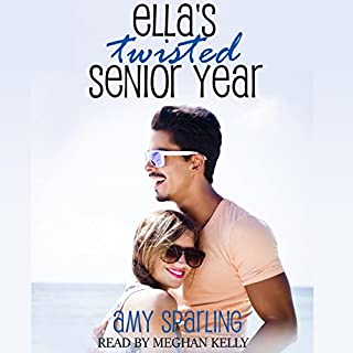 Ella's Twisted Senior Year cover art