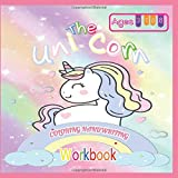 The Unicorn Coloring Handwriting Workbook: A Fun ABC Learn to Write Workbook Coloring Game For Learning Letters and Numbers  + Unicorn Doodles ,Animals and bit more. For Kids  Ages 3-8