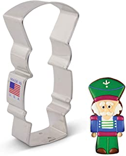 Ann Clark Cookie Cutters Christmas/Holiday Nutcracker Cookie Cutter by LilaLoa, 4.25