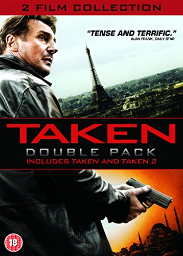 Oferta de Taken/Taken 2 [Edizione: Regno Unito] [Italia] [DVD]