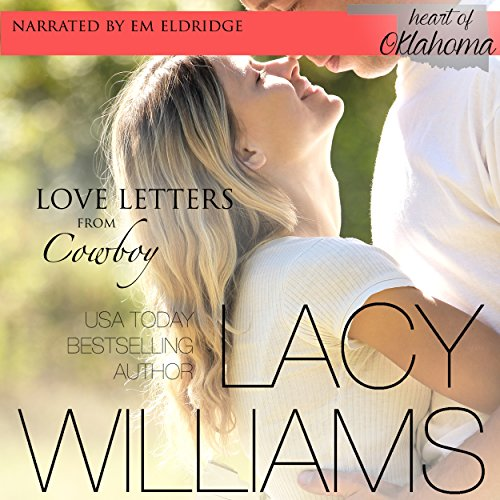 Love Letters from Cowboy audiobook cover art