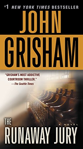 Compare Textbook Prices for The Runaway Jury: A Novel Reprint Edition ISBN 9780345531940 by Grisham, John