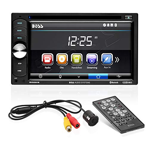 Boss Audio Systems BVB9351RC Car DVD Player
