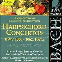 Bach - Harpsichord Concertos BWV 1060-1062, 1061a