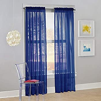 Best sheer blue curtains Reviews
