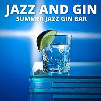Summer Jazz Gin Bar