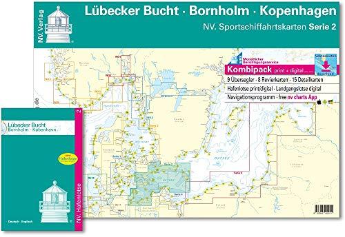 NV. Plano Serie 2: Lübecker Bucht - Bornholm - Kopenhagen (inkl. Download & App)