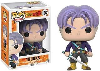 Figura Pop de Trunks, de Funko