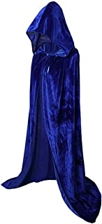 GOWOM Fashion Halloween Cloak Masquerade Party Blouse Fashion Pure Color Top